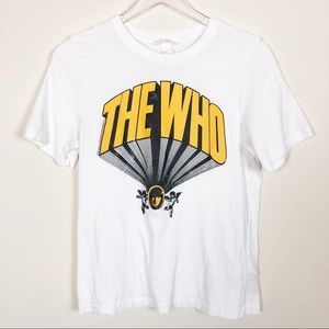H&M The Who T Shirt